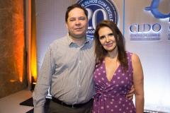 Marcus e Carla Melo