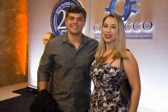 Victor e Samira Aguiar