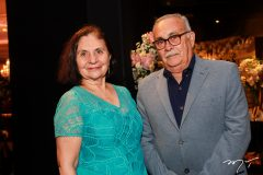 Maria Araci e Luis Aragao