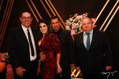 Ociran Soares, Ana Magalhaes, Ricardo Moreira e Marcos Soares