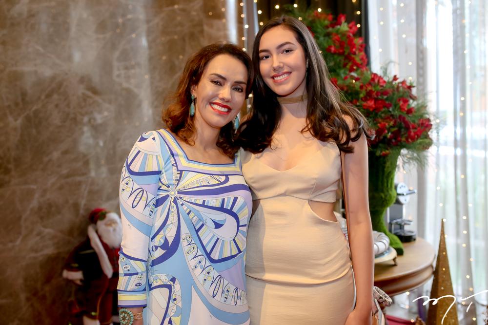 Andreia e Maria Isabel Nogueira