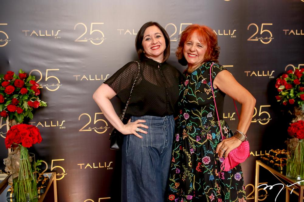 Georgia Brait e Fátima Duarte
