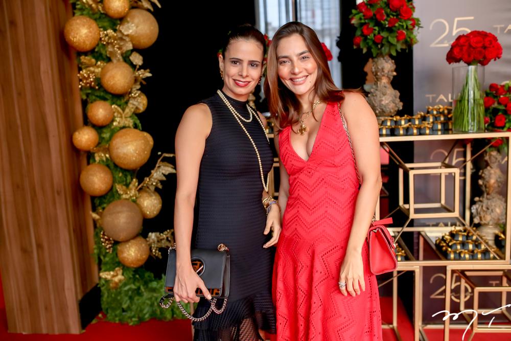 Iorrana Aguiar e Lara Romcy