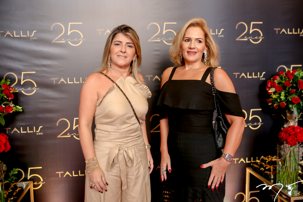 Leia Freitas e Márcia Peixoto