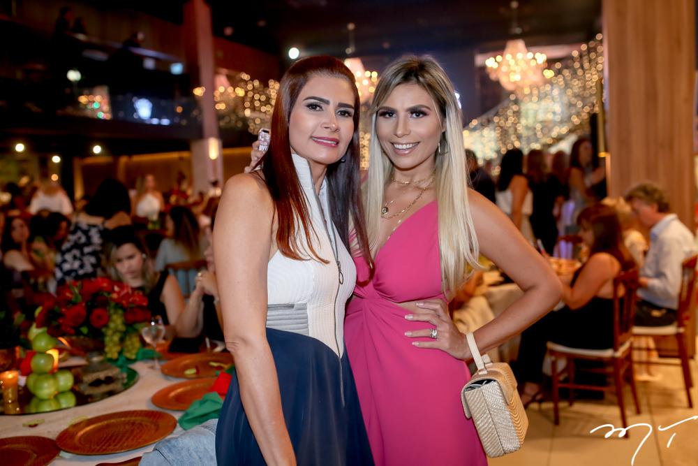 Lorena Pouchain e Grazi Nogueira