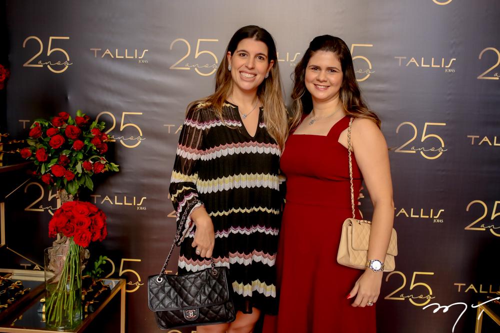 Luana Remold e Jamile Rodrigues