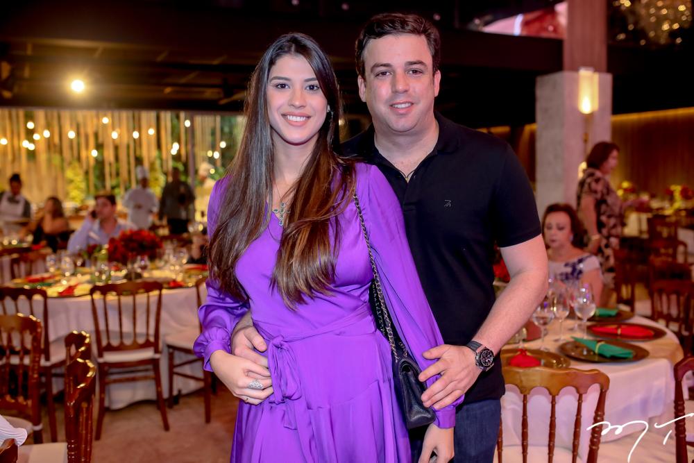 Manoela Pimenta e Matheus Góis