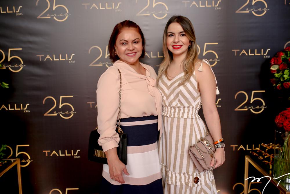 Meire e Diandra Alves