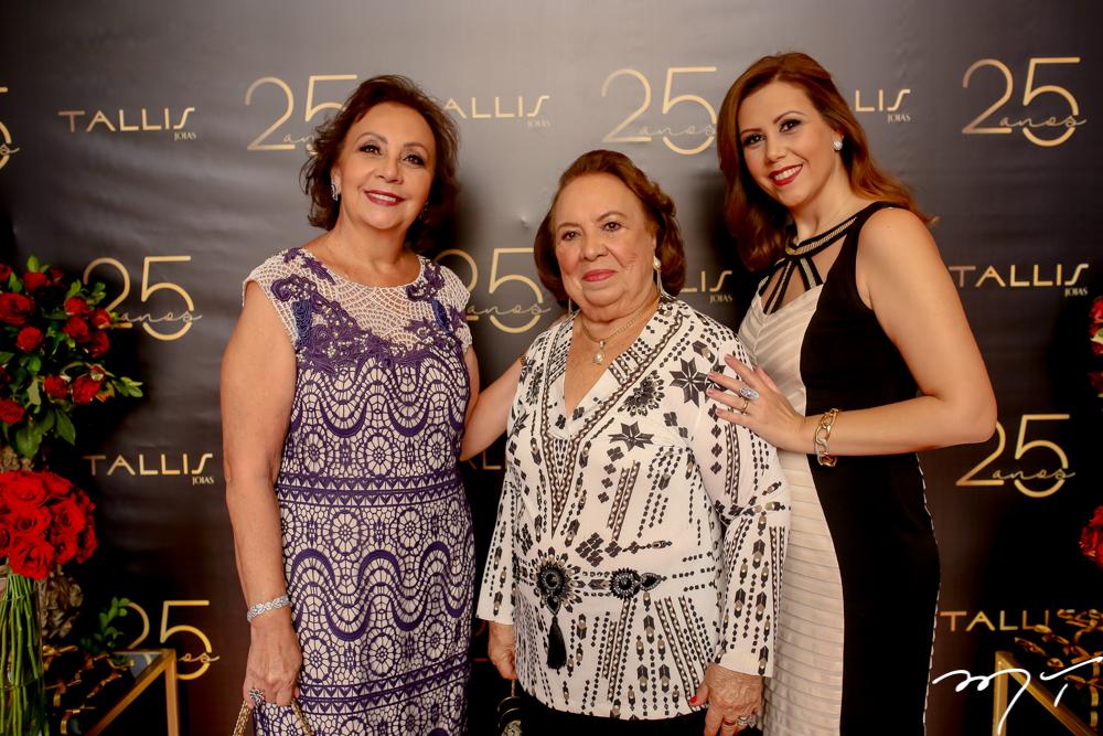 Norma, Miriam e Katiane Bastos