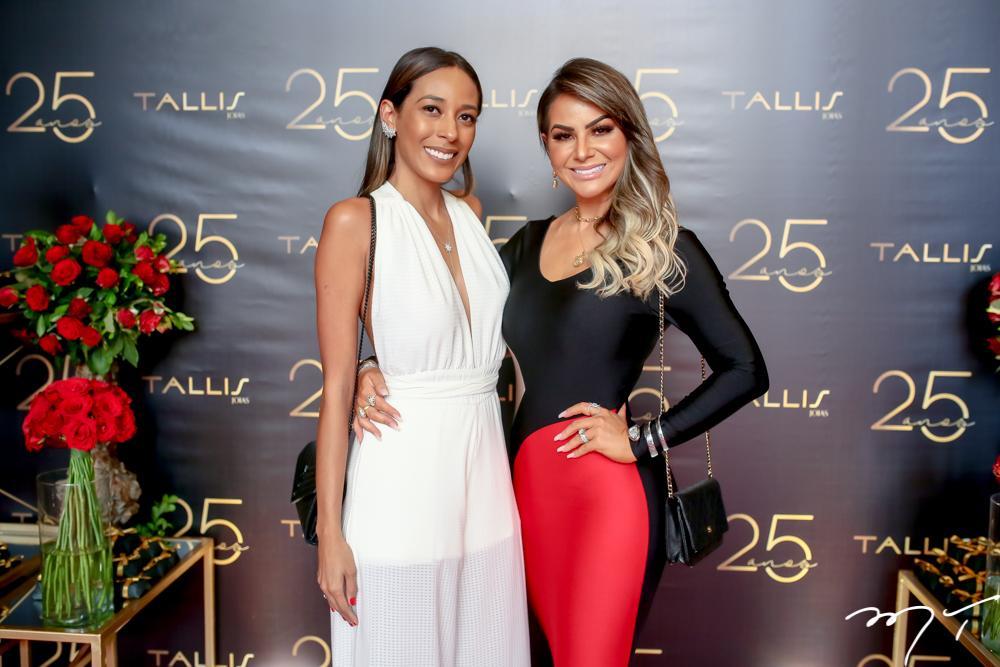 Tammy Cunha e Jamile Lima
