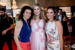 Ana Ambrogio, Roberta Ponte e Viviane Martins