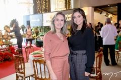 Carolina Marceler e Deisy Castro