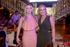 Cristina Vasconcelos e Cintia Leitão
