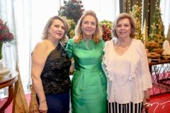Eliane Bezerra, Gorete Arruda e Elzenir Mourão