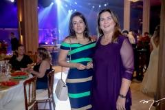 Georgia Bezerra e Márcia Pinheiro