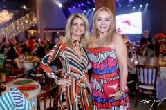 Germana Cavalcante e Sandra Fujita