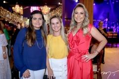 Karina Dall'Olio, Ana Alice Fortes e Talynie Mihaliuc
