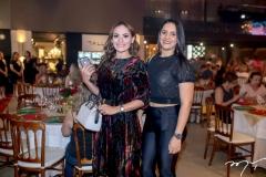 Lilian Sousa e Ana Clara Gondim