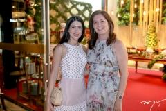 Lorena e Lourdes Aragão