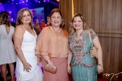 Neidilamar, Isabel e Mariza Grisolia