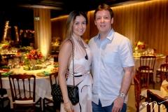 Rafaela e Erick Klembergue