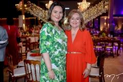Soraya Skaty e Neli Pinheiro