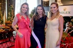 Talynie Mihaliuc, Márcia Travessoni e Talyzie Mihaliuc