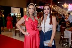 Talynie Mihaliuc e Lorena Pouchain