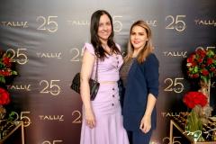 Valeska Mendonça e Luciana Simões