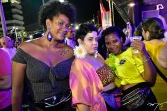 Katia Lopes, Laura e Jessica Pereira