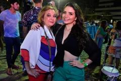Kelly e Ana Clara Rebolças