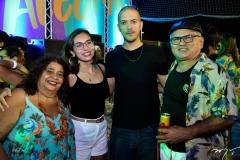 Mazé Bento, Cecilia Rabelo, Gabriel Fortes e Dinaldo Bento