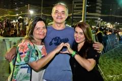 Regina Fernandes, Renner Goes e Cris Cunha