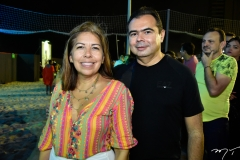 Socorro de Paula e Edilvan Alencar