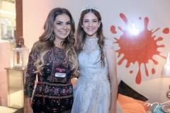 Ana Cristina e Júlia Pinto