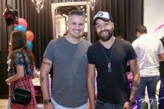Lucas Correia e Rick Avilins