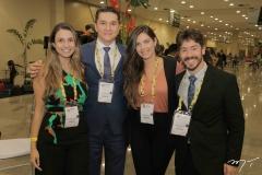 Barbara Fonseca, Carlos Nobre Junior, Gabriela Justa E Marco Felipe