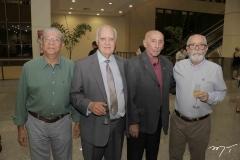 Caetano Macieira, Wellington Viana, Artur Fochesato E Francisco José Fernandes Vieira