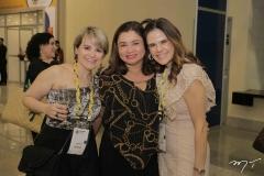 Kirla Poti, Rejane Abreu Vieira e Niedja Bezerra