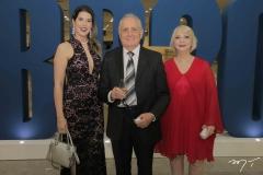 Vanessa Pessoa, Walber e Maria Luiza Pinto