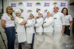 Marcilene Pinheiro, Medeia Pereira, Fabiana Torres, Bruna Carneiro, Jaqueline Almeida, André Silva e Melissa Soares