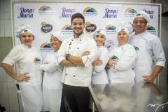 Medeia Pereira, Fabiane Torres, Fellipe Xenofonte, Bruna Carneiro, Jaqueline Almeida e André Silva