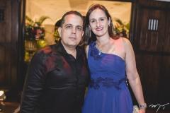 Alessandro e Carol Belchior
