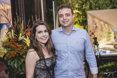 Bárbara e Felipe Brito