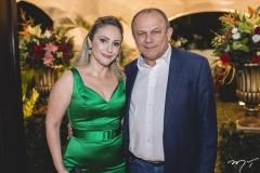 Carla e Honório Pinheiro