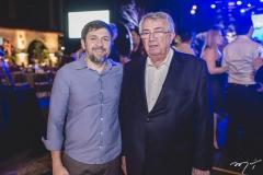 Élcio Batista e Roberto Macedo