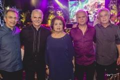 Eduardo, Pio, Edyr, Ricardo e Clóvis Rolim