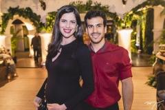 Gabriella e Sérgio Rolim