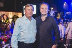 José Simões e Adriano Nogueira