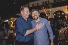 Júlio Ventura e Élcio Batista